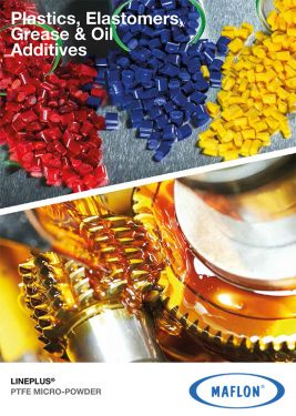 Plastic, elastomers, grease & oil additives